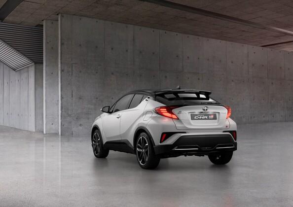 Linia stylistyczna Toyota GR Sport zainspirowana sportową rywalizacją na najwyższym poziomie