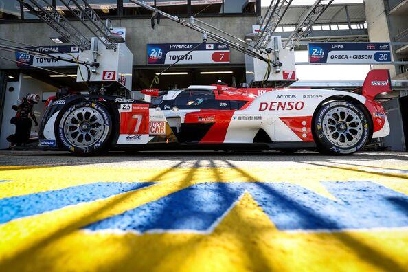 Najnowszy 680-konny hipersamochód Toyoty powalczy o zwycięstwo w Le Mans 24h
