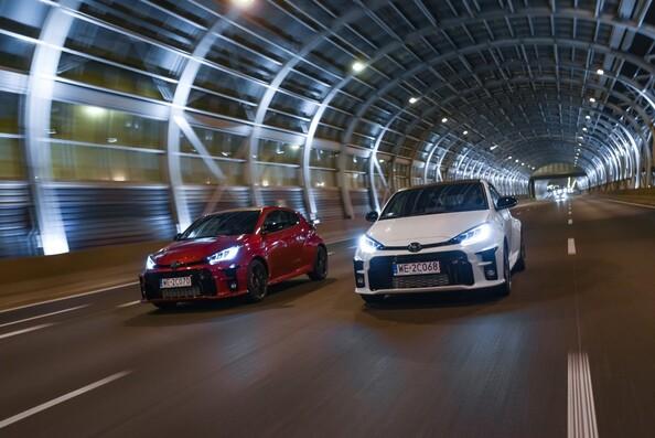 Toyota potwierdza dalszą dostępność GR Yarisa w Polsce