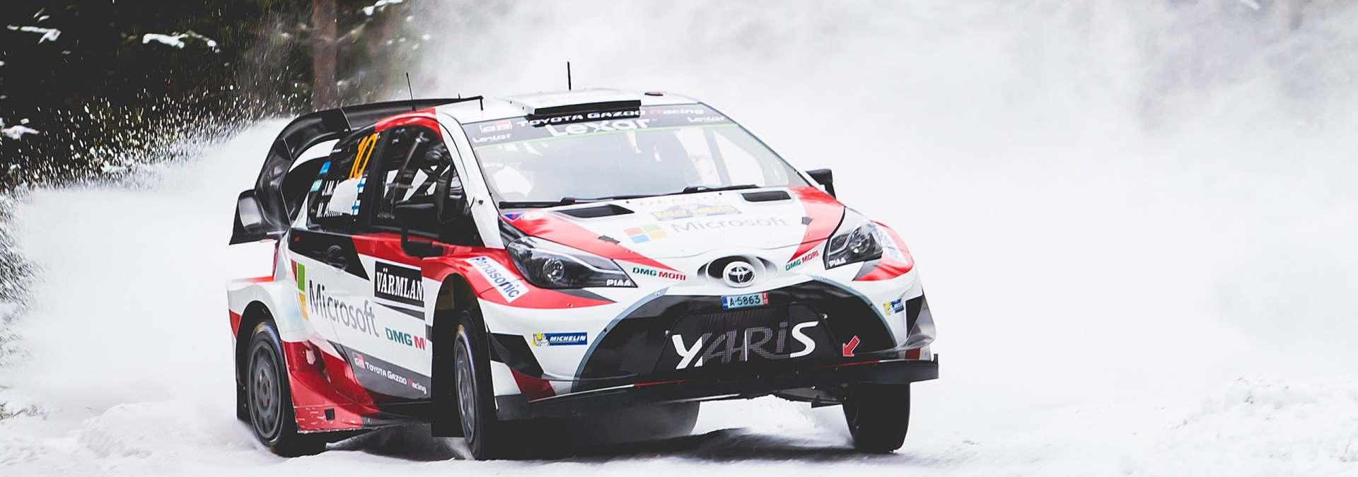 Jak powstaje samochód rajdowy WRC?