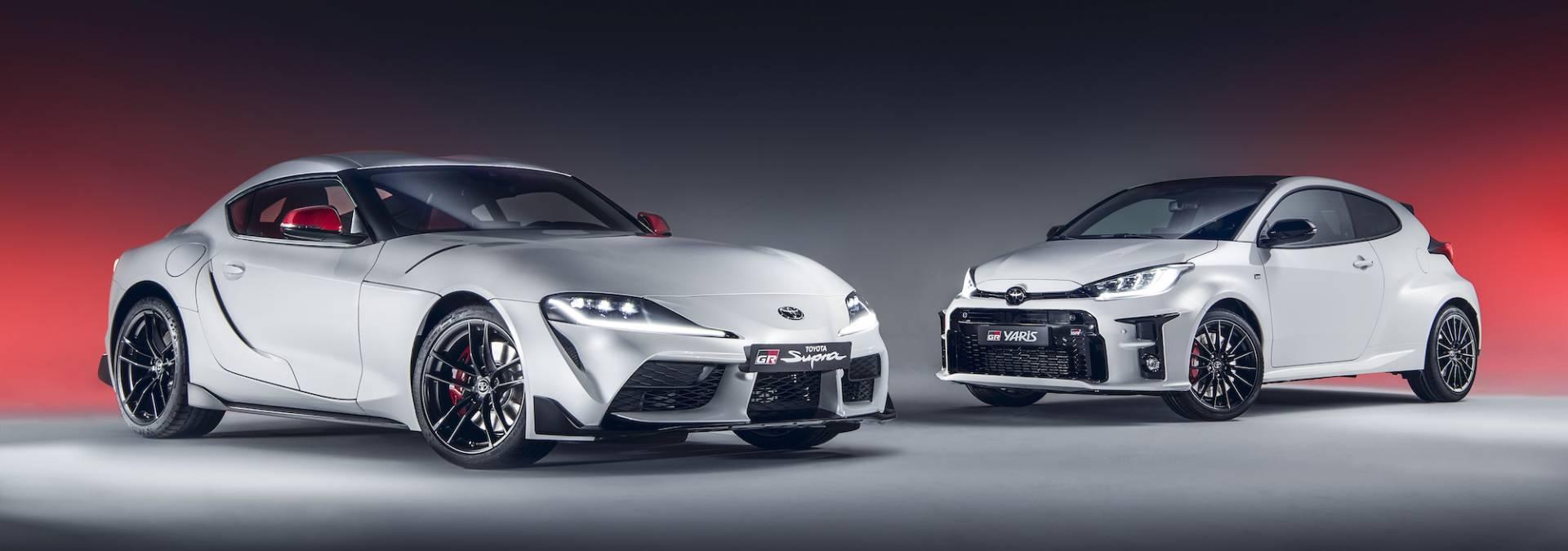 Flota GR 2021 - co to za auta?